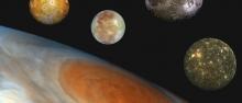 foto della missione Juice ©NASA_JPL_DLR
