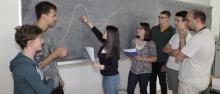 Matematica-Fisica, Andata e ritorno ©RomanoMagrone