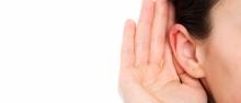 """Sordità: come il cervello impara ad """"ascoltare"""" ©Fotolia"""