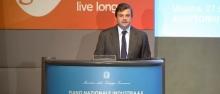 Il ministro Calenda alla presentazione del Piano Industria 4.0 ©MIn. Sviluppo economico