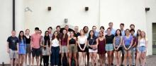 Harvard Summer Program in Mind/Brain Sciences ©Università di Trento