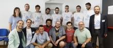 Il team di Areaderma Srl vince il 4° IPSP (foto Romano Magrone)