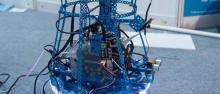 Un robot progettato all'Università di Trento