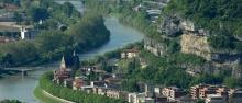 Il fiume Adige ©GiovanniCavulli
