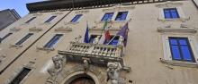 Il Rettorato, sede dell'Università di Trento ©GiovanniCavulli