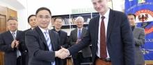 Incontro con la delegazione del Sichuan ©AlessioCoser