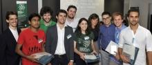 IPSP 2016 Il gruppo vincitore SEPR Italia ©Roberto Bernardinatti