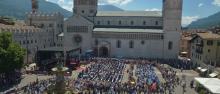 Cerimonia delle lauree in Piazza Duomo ©StefanoNatali