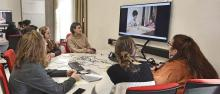 L'aula partecipativa a Rovereto ©GiovanniCavulli