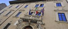 Il Rettorato dell'Università di Trento (©GiovanniCavulli)