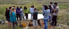 Archeologia in ambito alpino_Summer school