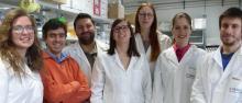 Cibio/UniTrento (gruppo Chromatin Biology & Epigenetics con Alessio Zippo)