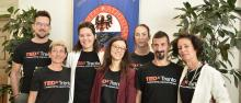 La squadra di TEDXTrednto 2019 (Foto ©GiovanniCavulli)