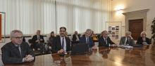 Medicina, la presentazione della proposta dell'Università di Trento ©GiovanniCavulli
