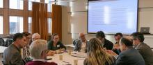 La riunione dei referenti della rete ECIU