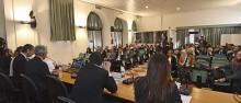 Presentazione Rapporto Fondazione Nord Est dello scorso anno (foto ©GiovanniCavulli)