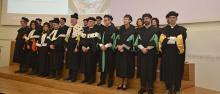 Un'immagine dell'inaugurazione dell'anno accademico 2018/19 ©GiovanniCavulli