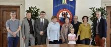 Firma della convenzione per l'affidamento del fondo Pedrotti a UniTrento ©GiovanniCavulli