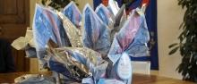 Le uova di cioccolato a favore della ricerca ©RomanoMagrone