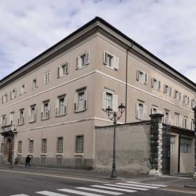 Palazzo Fedrigotti, sede del CIMeC ©GiovanniCavulli
