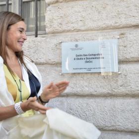 Elena Dai Prà, direttrice del GeCo ©GiovanniCavulli