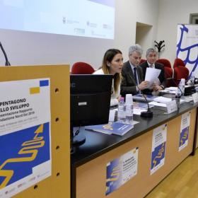 presentazione del rapporto Fondazione Nord Est ©AlessioCoser per UniTrento