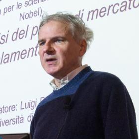 Luigi Bonatti. Credits: Luca Valenzin ©UniTrento